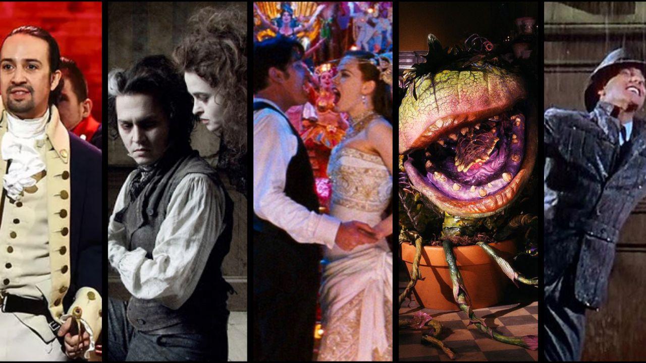 Hamilton, Singin' in the Rain, Moulin Rouge: Twitter decide quali sono i migliori musical