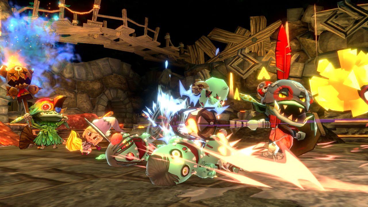 Happy Dungeons esce il 3 agosto su Xbox One