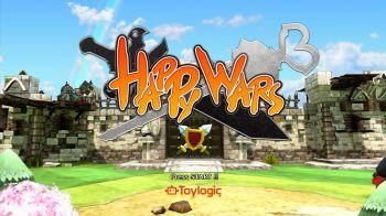 Happy Wars arriva il 24 aprile su Xbox One
