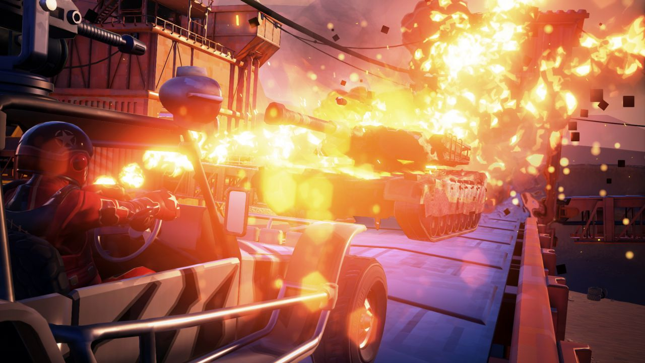 Hardware Rivals: beta al via domani per gli utenti PlayStation Plus