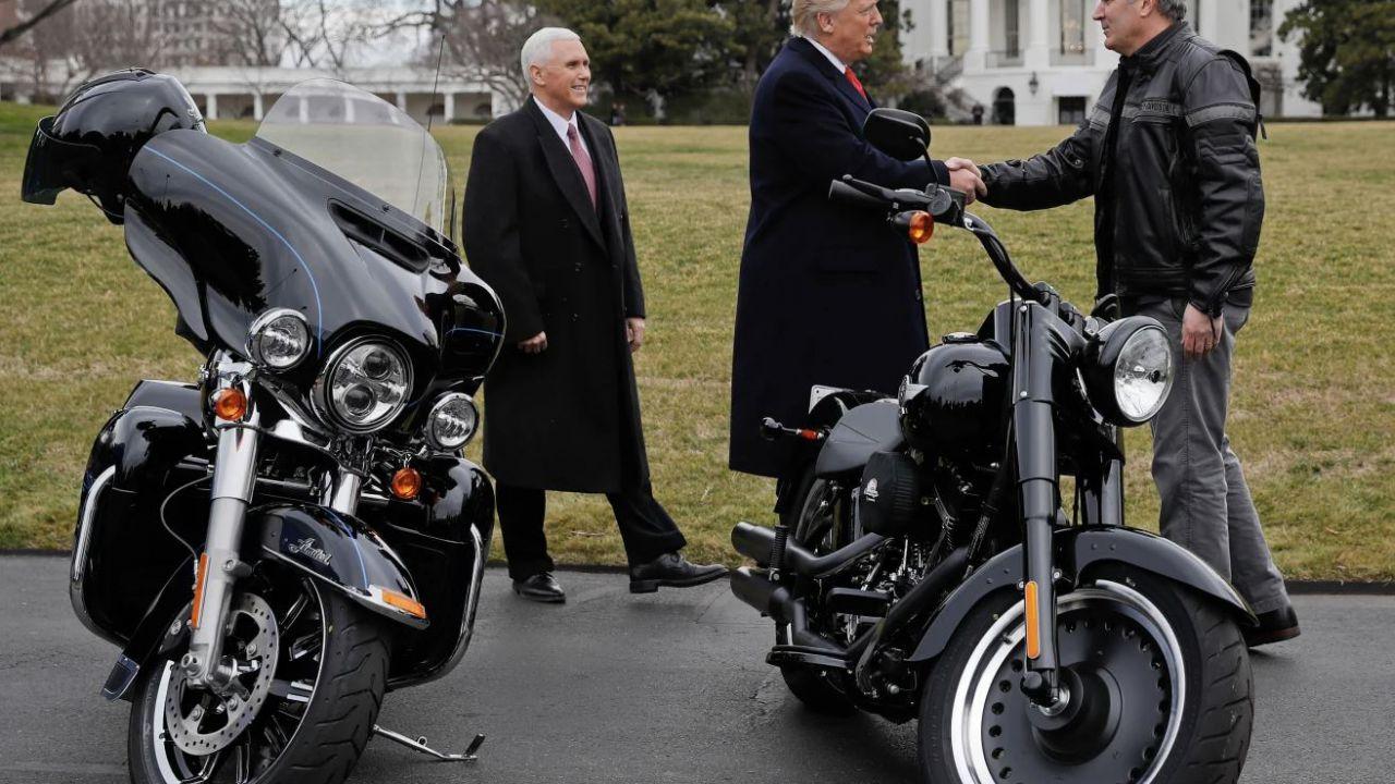 Harley-Davidson: 'l'ex CEO? Nessun accordo, è stato licenziato'