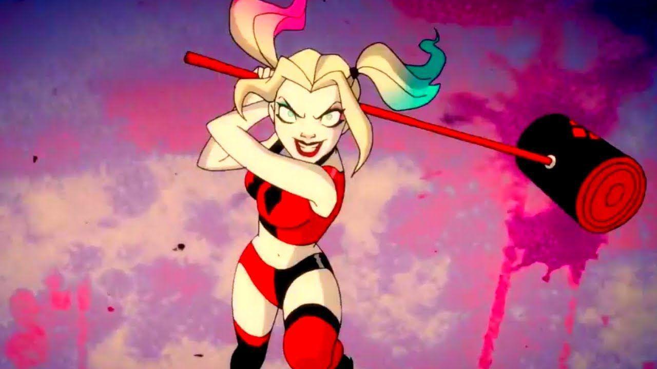 Harley Quinn rinnovata per una terza stagione: l'euforica reaction di Kaley Cuoco