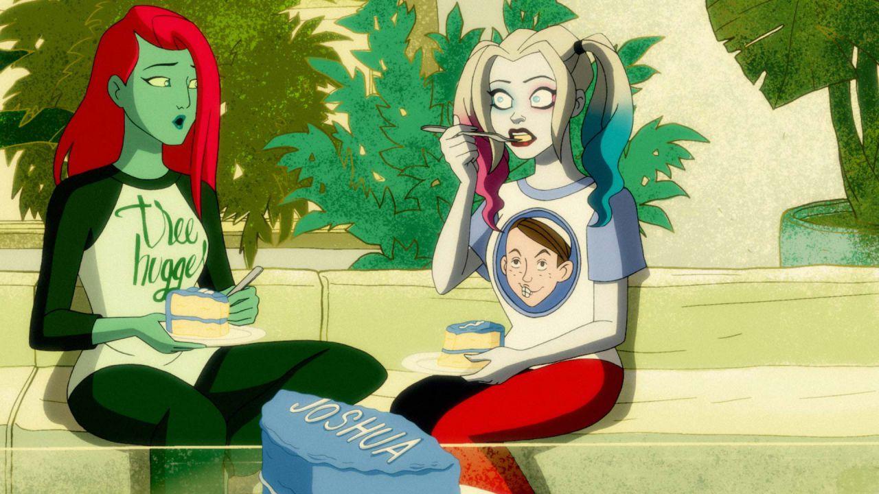 Harley Quinn ha fatto sesso con Poison Ivy e i fan sono impazziti su Twitter