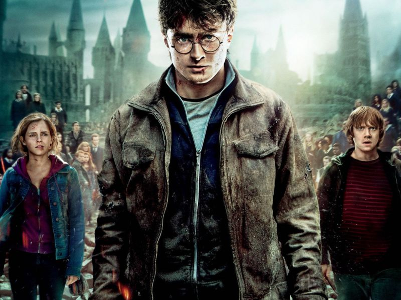 Harry Potter come gli Avengers: guardate i titoli di coda in stile Endgame