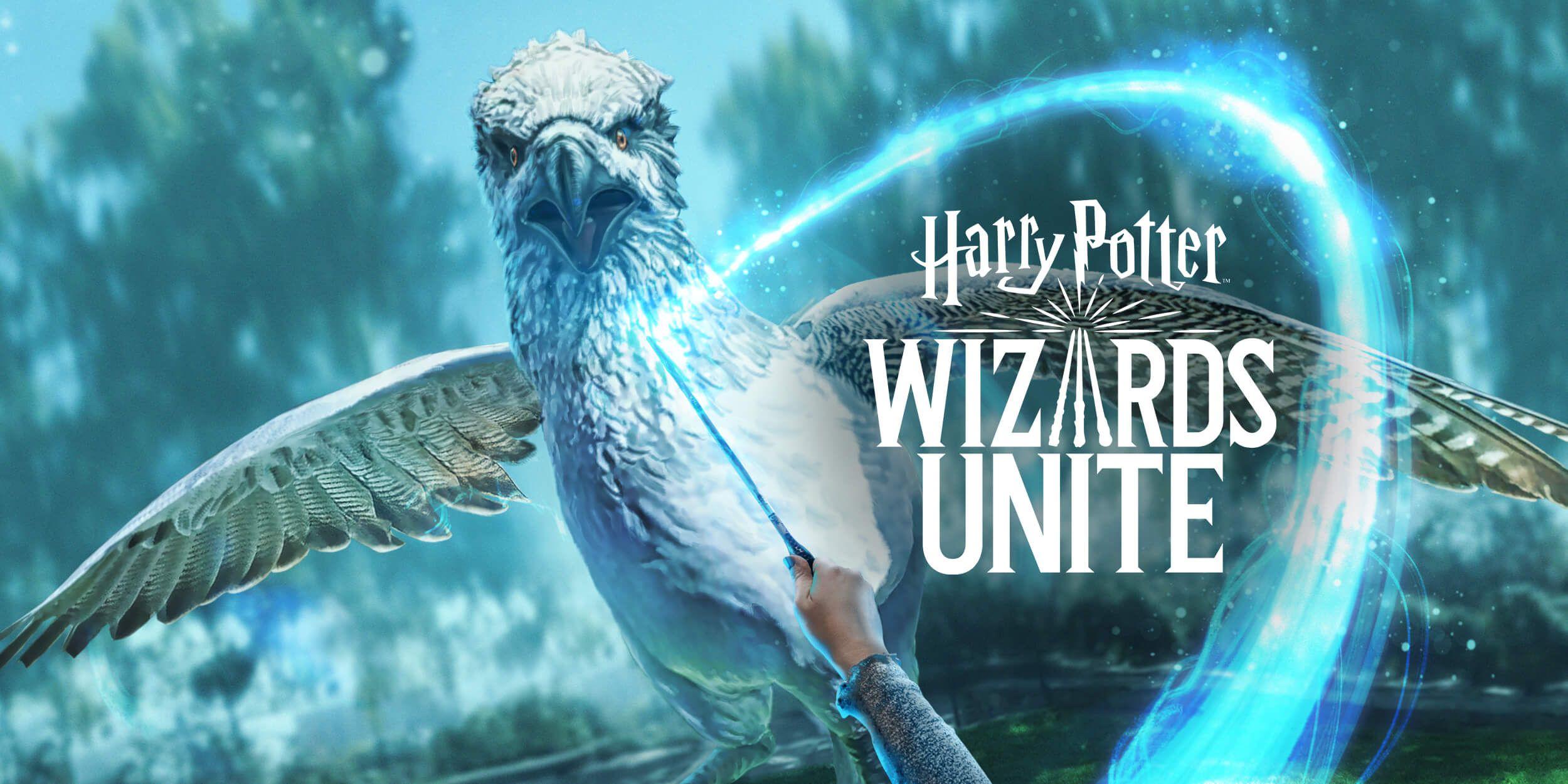 Harry potter wizards unite aperte le pre registrazioni su for Mobili harry potter