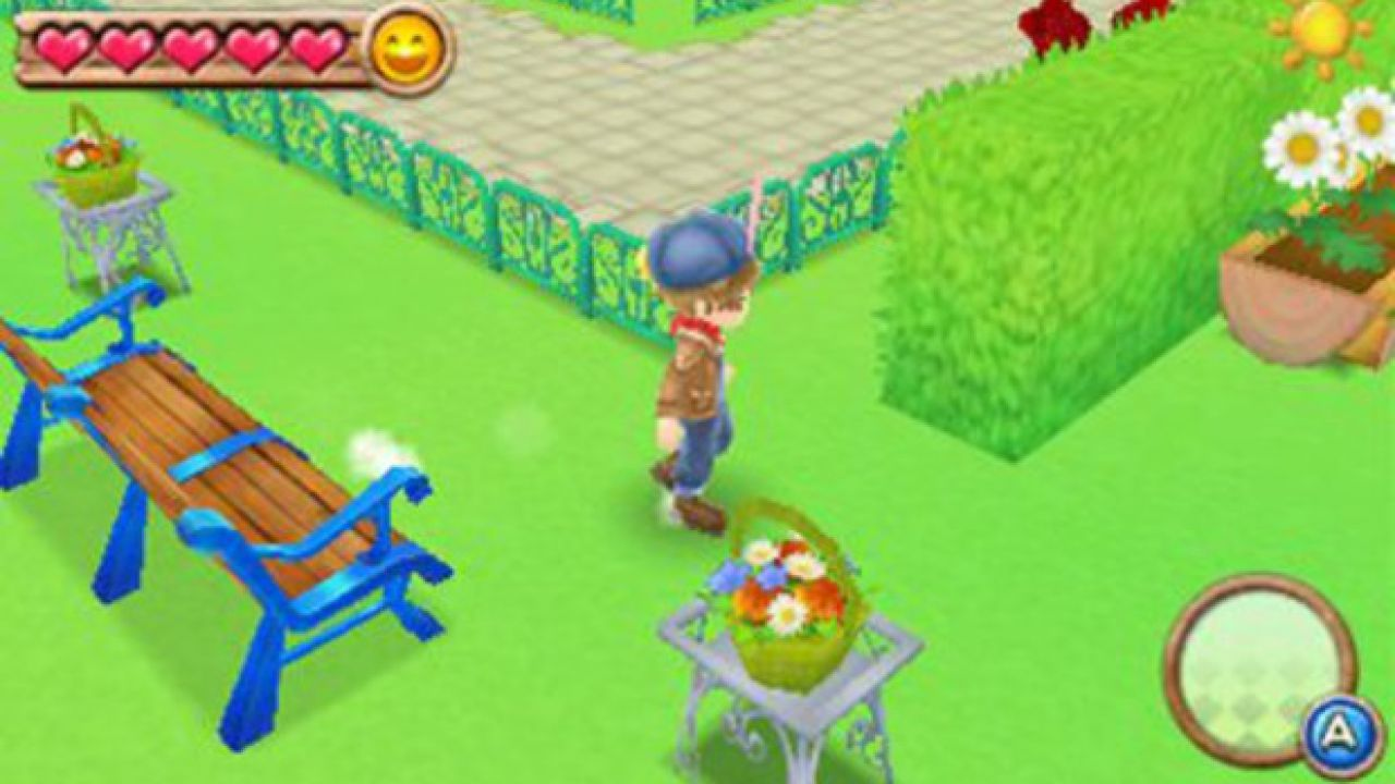 Harvest Moon Connect to a New World arriverà in Nord America