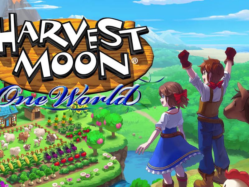 Harvest Moon One World available on Nintendo Switch: a 'slow gaming' experience