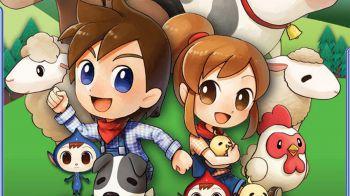 Harvest Moon: The Lost Valley è pronto al debutto su 3DS