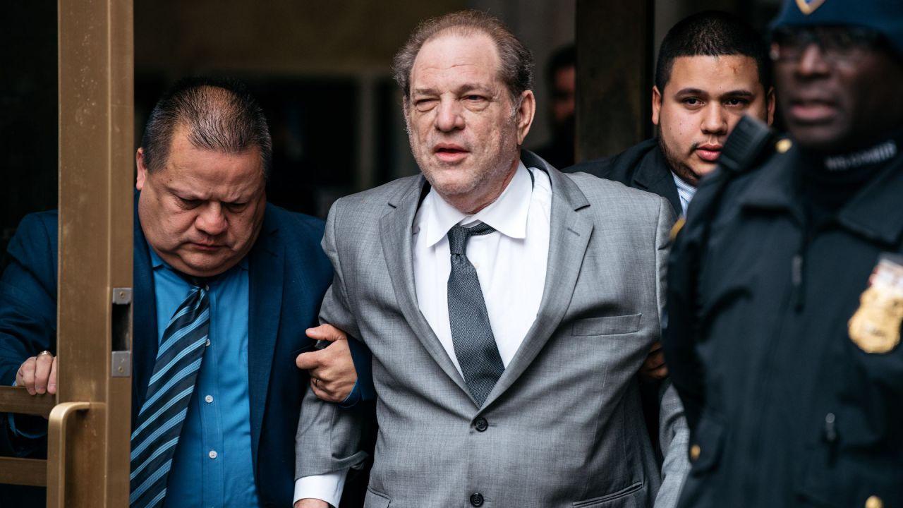 Harvey Weinstein ancora sotto accusa: arriva una deposizione shock