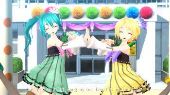 Hatsune Miku Project Diva F 2nd, un trailer per il lancio occidentale e nuove immagini