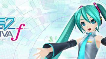 Hatsune Miku: Project Diva F - in Europa esce lo stesso giorno del Nord America