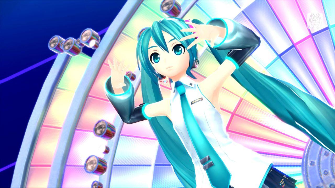 Hatsune Miku Project Diva X: 15 minuti di gameplay