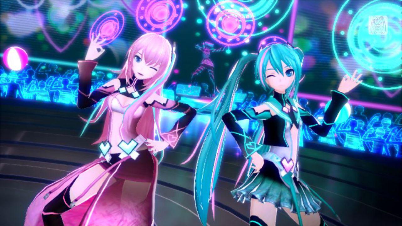 Hatsune Miku: Project Diva X si mostra in nuovi scatti