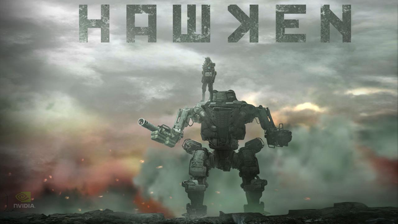 Hawken arriva su console a fine mese