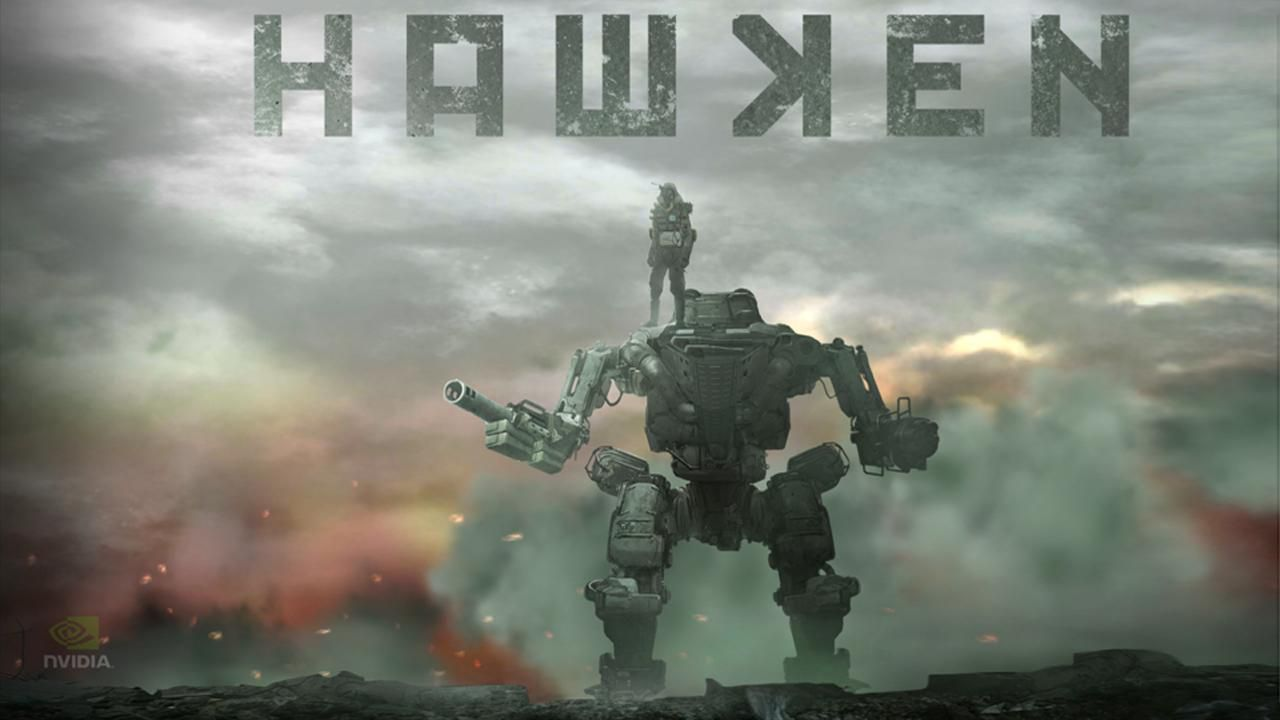 Hawken disponibile ora su PlayStation 4