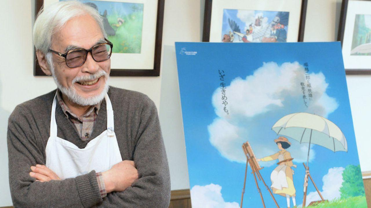 Hayao Miyazaki e Studio Ghibli sono al lavoro su due nuovi lungometraggi!