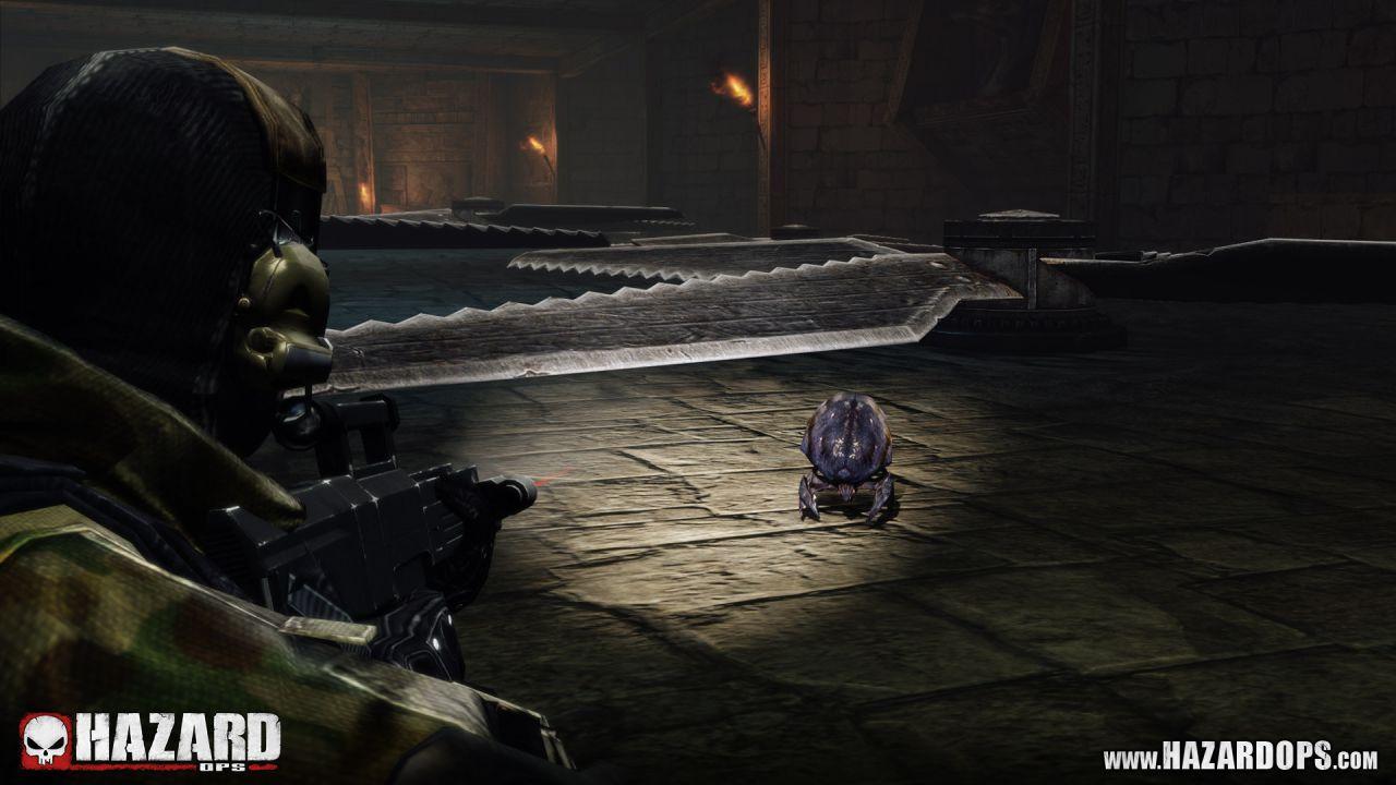 Hazard Ops è disponibile su Steam