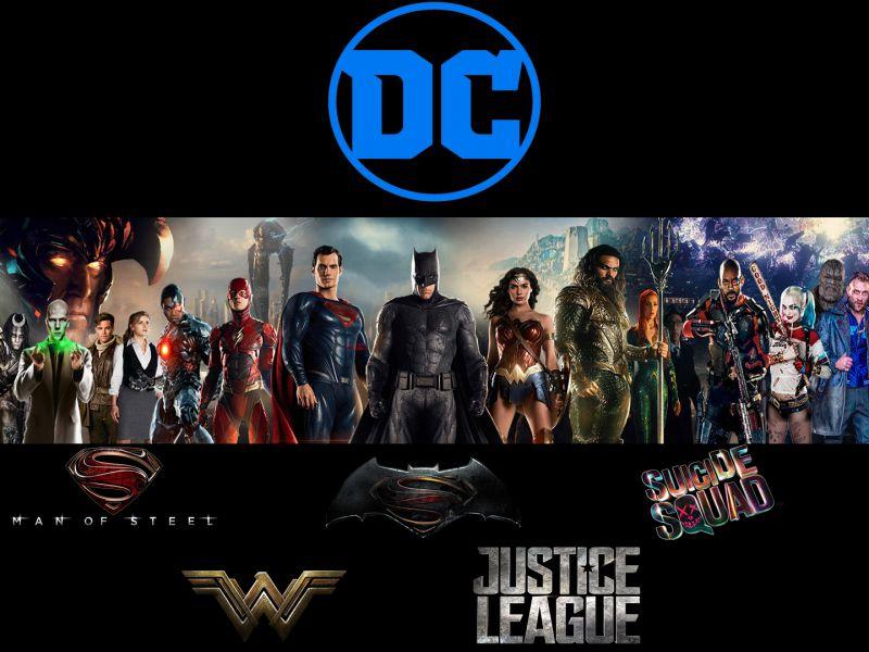 HBO Max, il lancio ufficializza il nome dell'universo cinematografico DC Films
