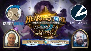 Hearthstone Americas Summer Preliminary in diretta su Twitch alle 19:00