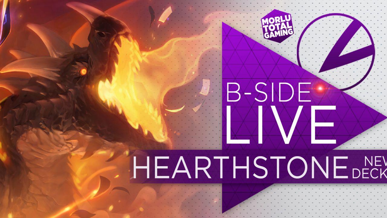 Hearthstone giocato in diretta su Twitch da Morlu Total Gaming - Replica Live 14/05/2015