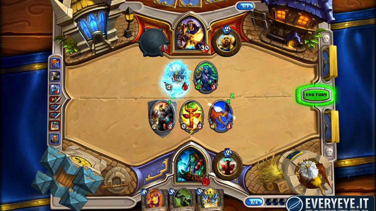 Hearthstone Heroes of Warcraft disponibile su Google Play Store