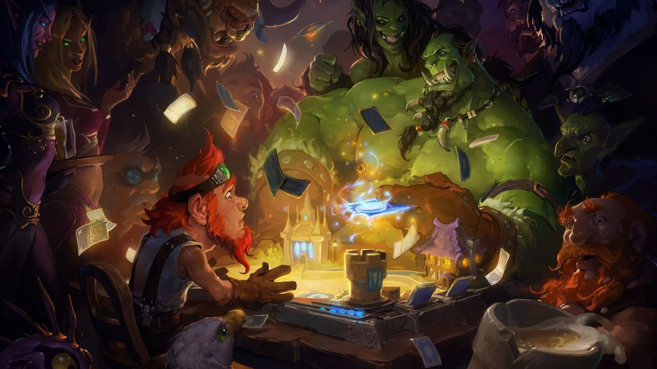 Hearthstone Heroes of Warcraft è da oggi disponibile su smartphone