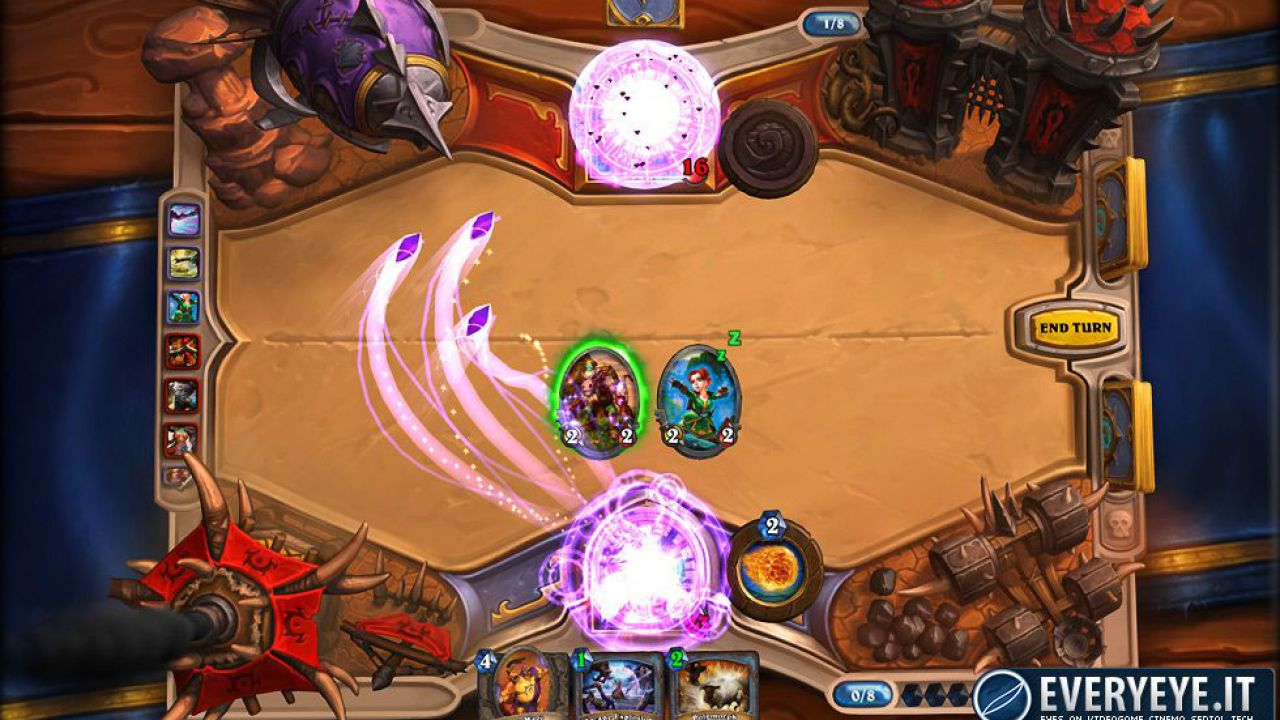 Hearthstone Heroes of Warcraft raggiunge quota 25 milioni di utenti registrati