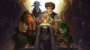 Hearthstone Lega degli Esploratori: tutte le nuove carte