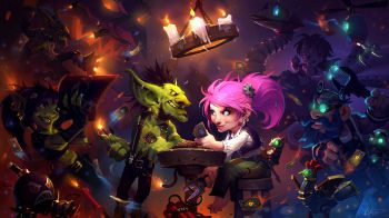 Hearthstone: Opening BlizzCon dal 26 al 30 ottobre sul canale Twitch di Everyeye