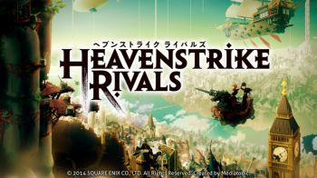 Heavenstrike Rivals disponibile su Steam