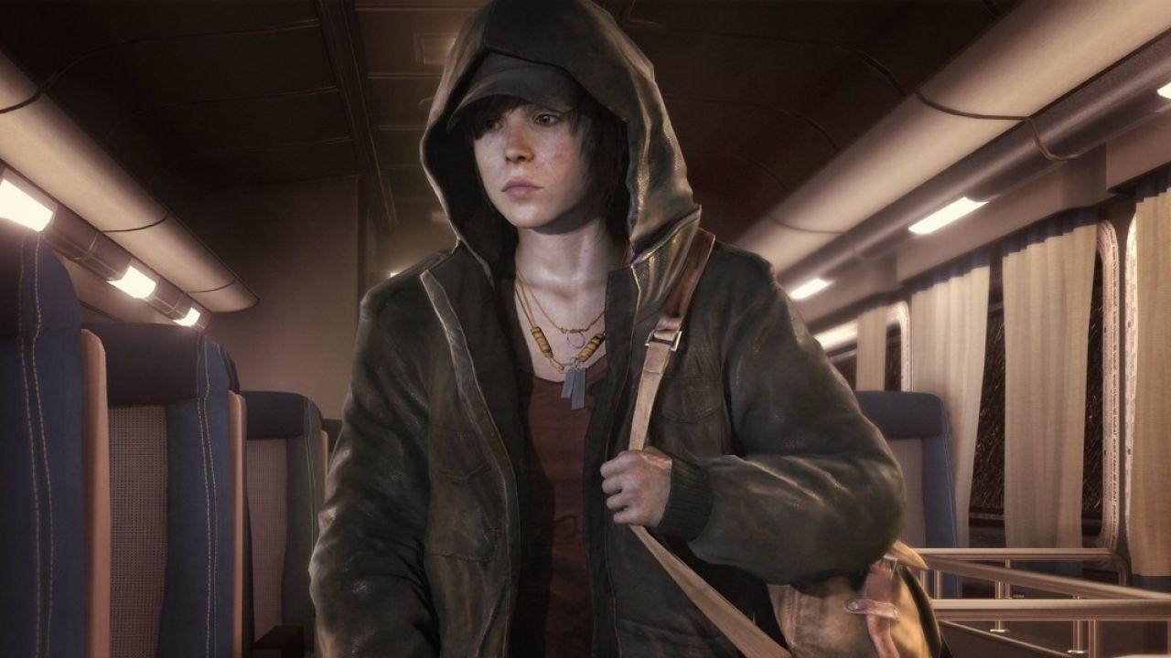 Heavy Rain e Beyond Two Souls avvistati su PlayStation 4 alla Paris Games Week