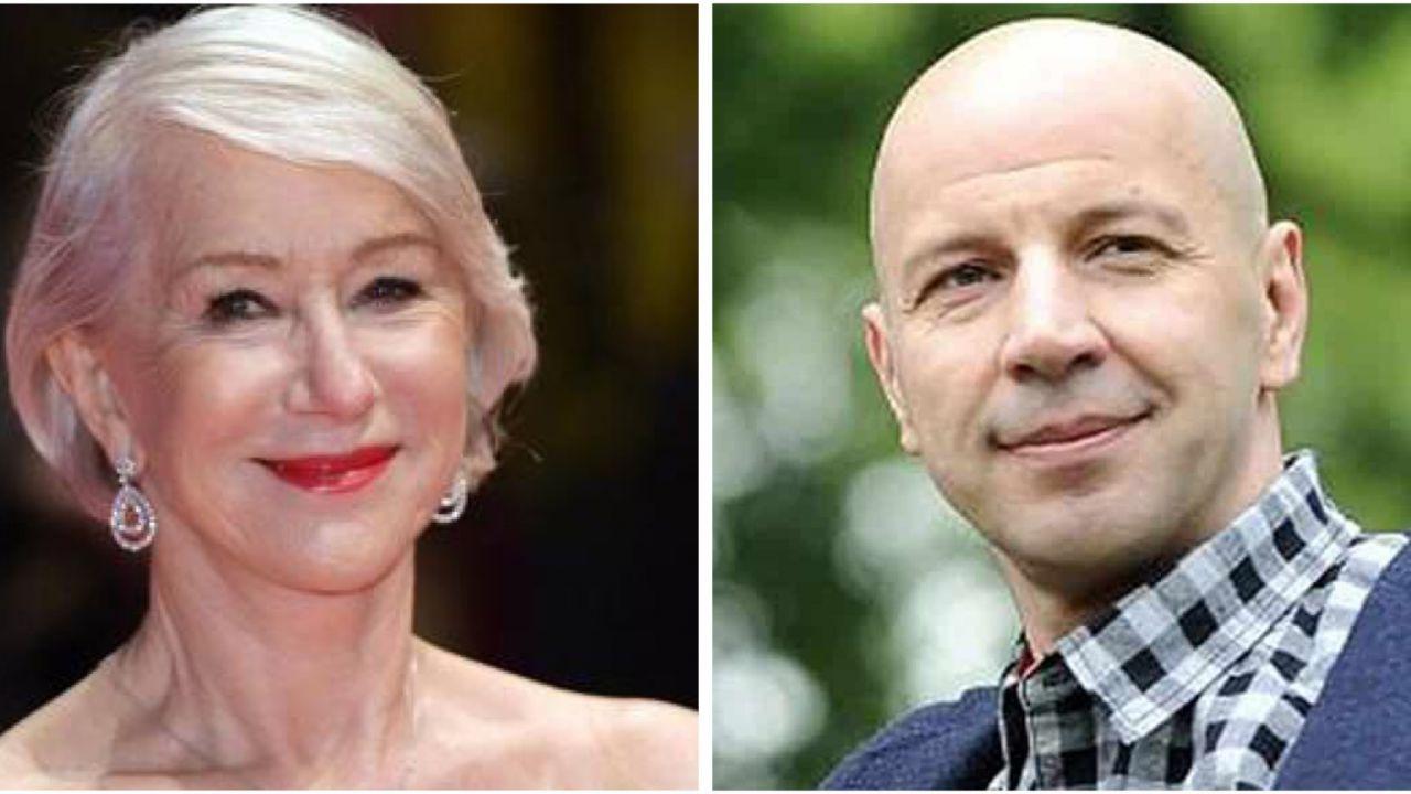 Helen Mirren e Aldo Baglio: statuette, vino e risate ai Premi Flaiano