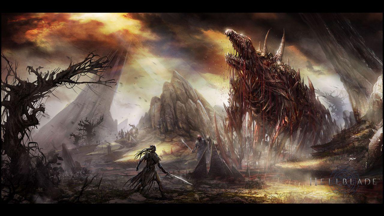 Hellblade: ecco perché arriverà prima su PS4