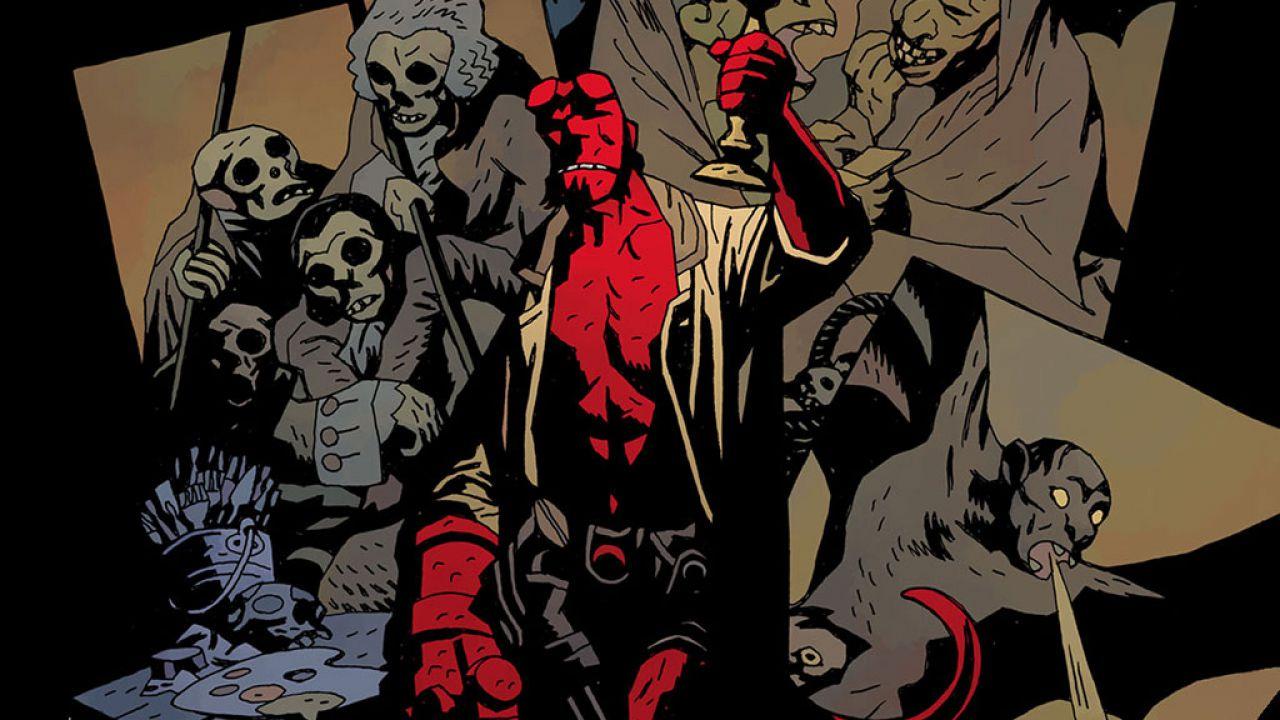 Hellboy: cosa ci attende nel nuovo speciale invernale?