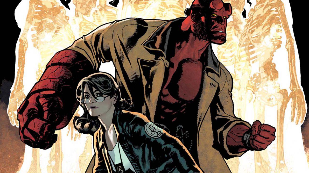 Hellboy: nella nuova miniserie torna un antagonista della serie classica