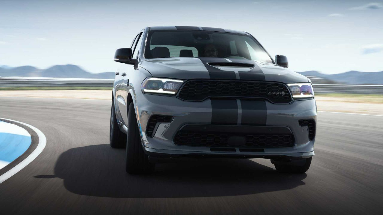 Hennessey annuncia un Dodge Durango Hellcat da oltre 1000 CV