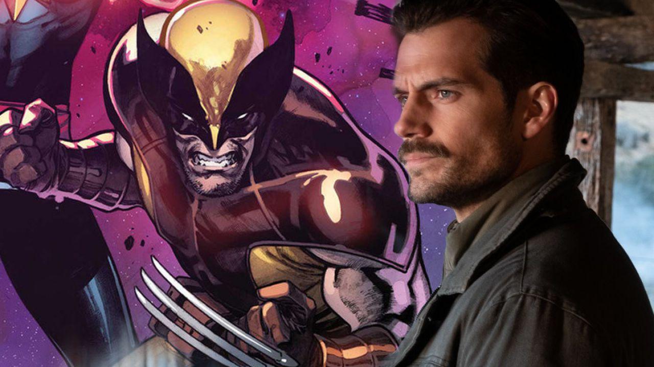Henry Cavill potrebbe interpretare Wolverine in Captain Marvel 2