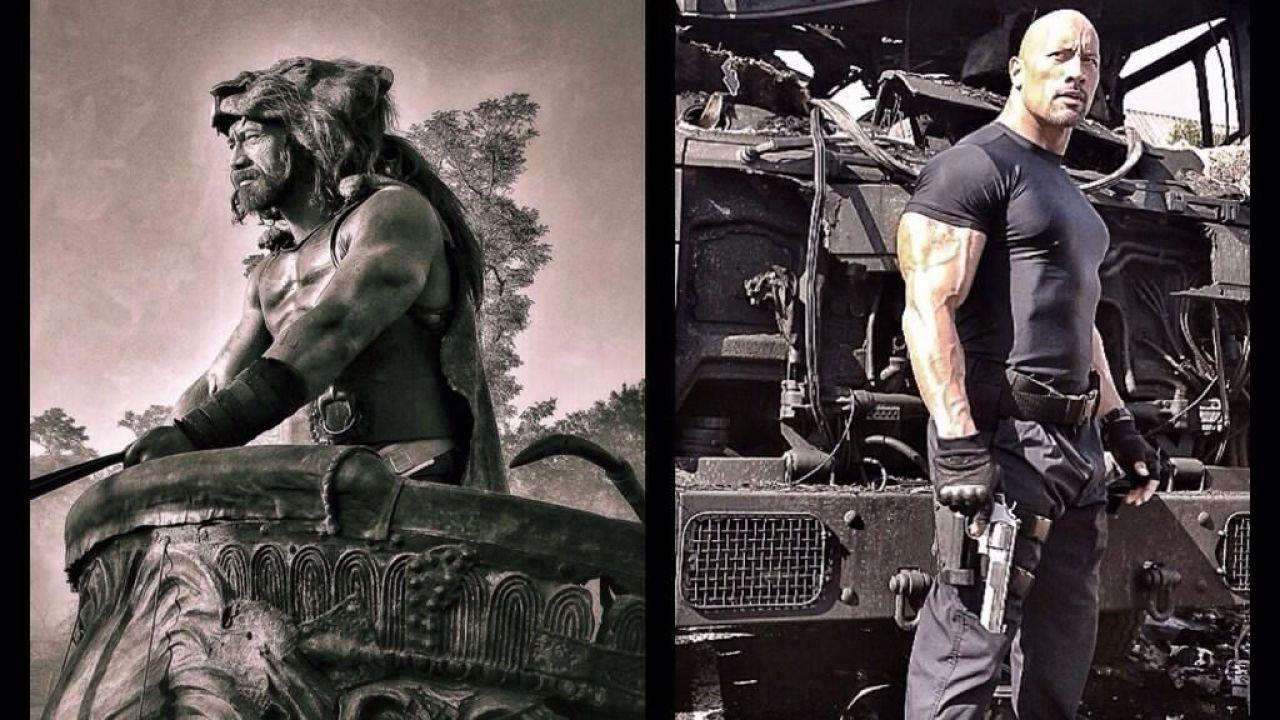 Hercules - Il Guerriero: lo scontro con il Leone di Nemea nel nuovo motion poster
