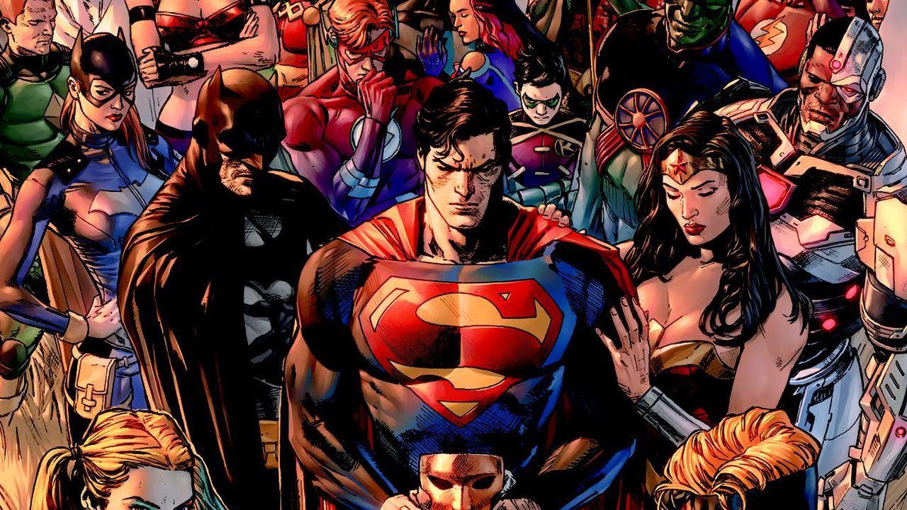 Heroes in Crisis: mostrate le prime immagini interne del fumetto