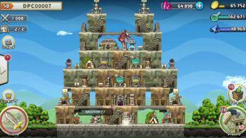 Heroes' Fortress Bagoon!! annunciato per PS Vita, Android e iOS