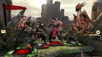 Heroes of Dragon Age disponibile su Android