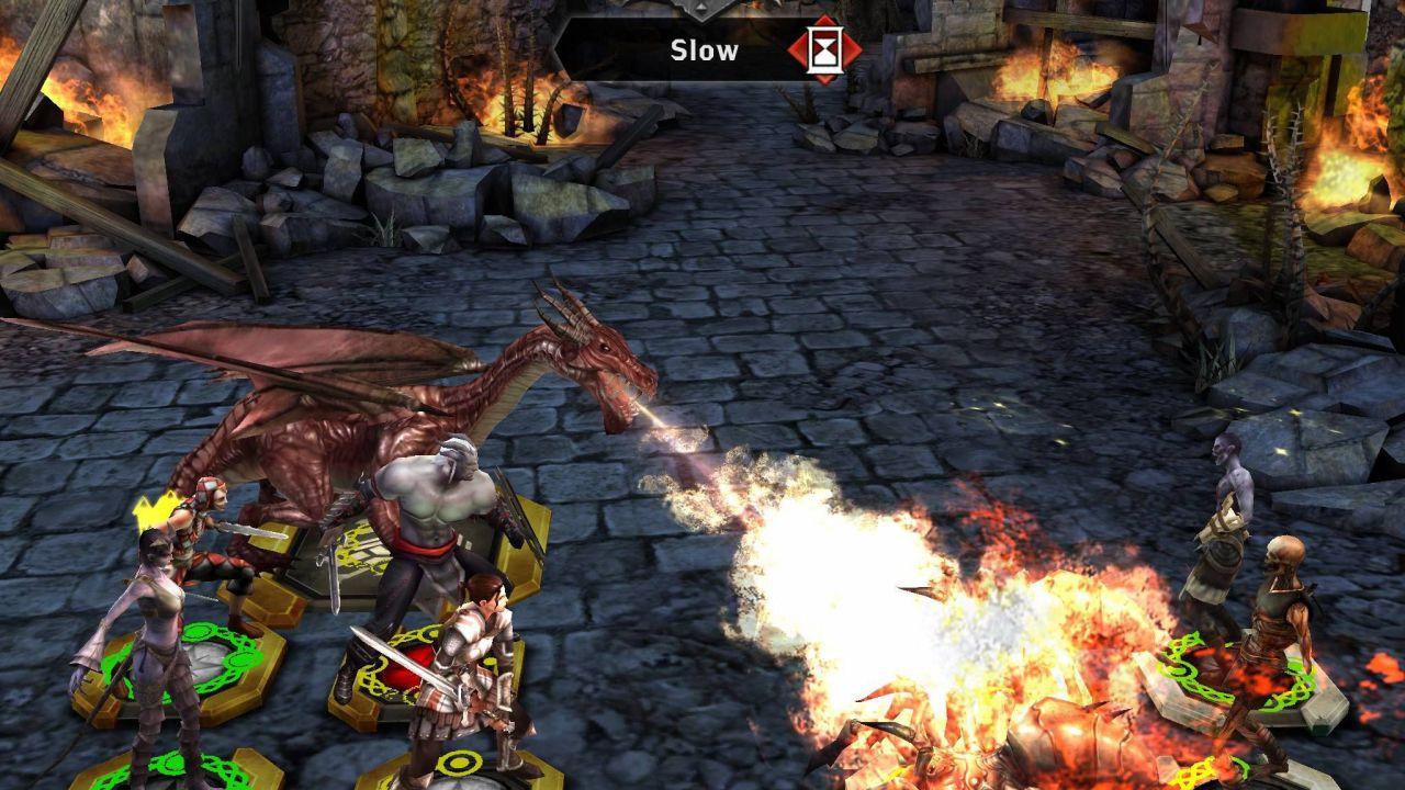 Heroes of Dragon Age disponibile su iOS e Android