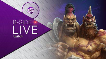 Heroes of the Storm: codici per Cho'Gall in regalo durante la puntata di B-Side in onda alle 21:00
