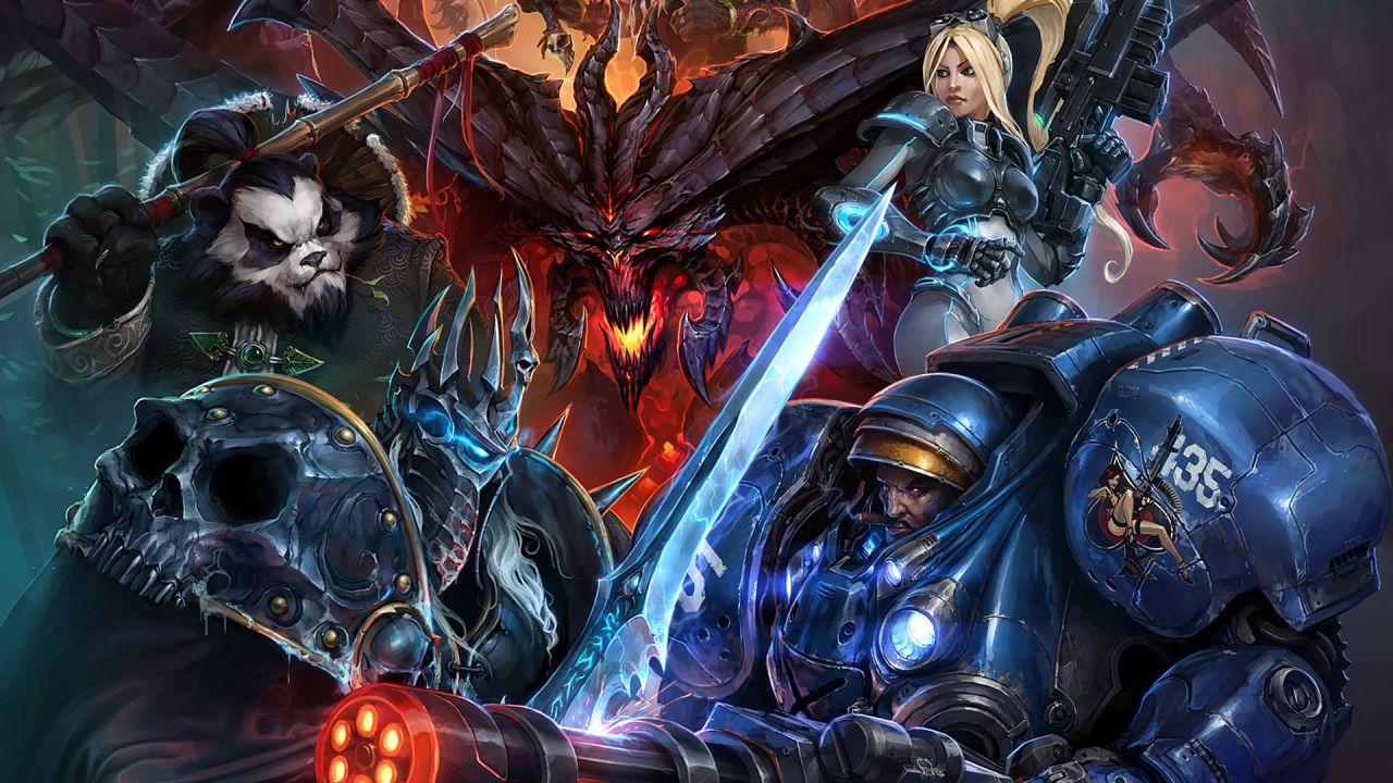 Heroes of the Storm Community Night: in palio cinque inviti per l'evento del 17 dicembre