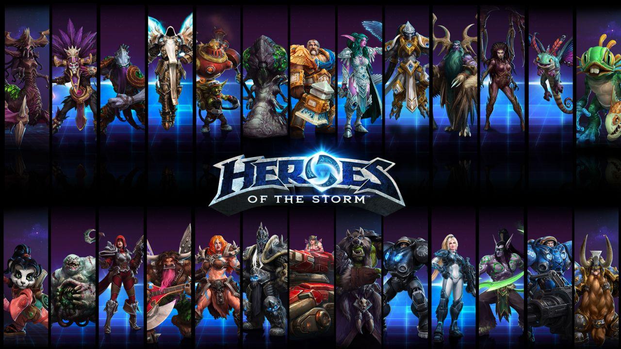 Heroes of the Storm: dettagli sulla Celebrazione della Luna 2016