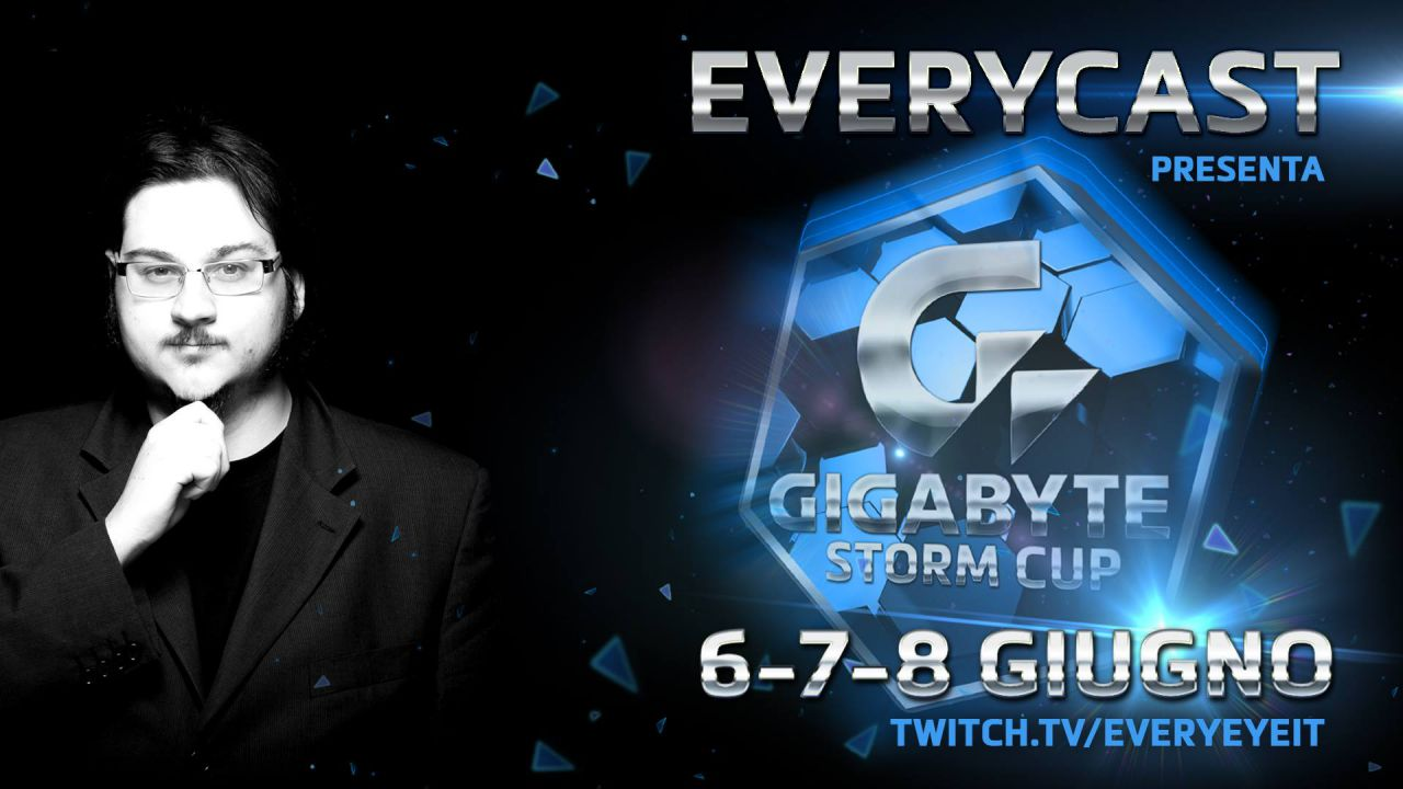 Heroes of the Storm: Gigabyte Storm Cup in diretta su Twitch dal 6 all'8 giugno