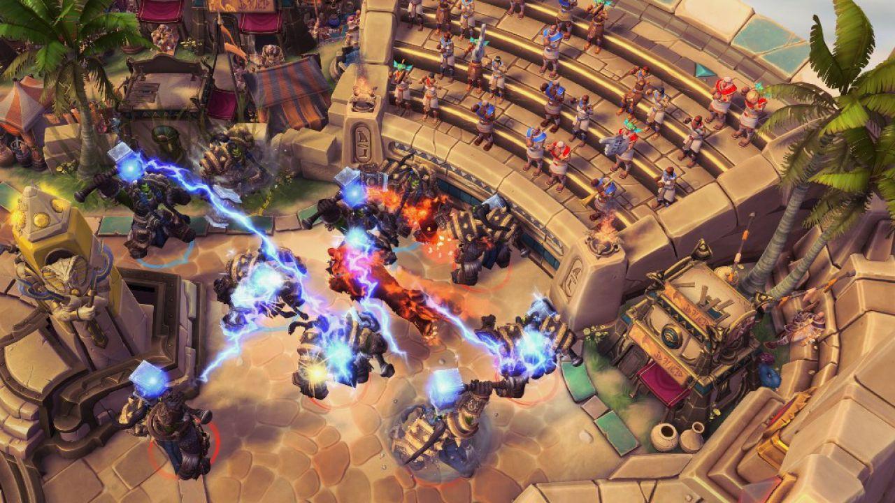 Heroes of the Storm: nuove informazioni su Arena e Torri della Rovina