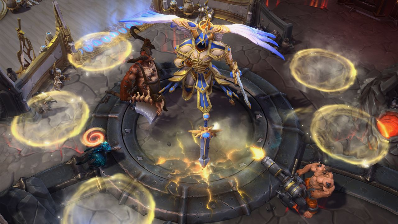 Heroes of the Storm: Nuove informazioni su mappe, matchmaking e bundle