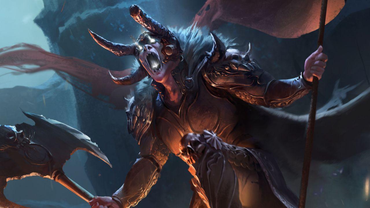Hex Shards of Fate si aggiorna con l'espansione Chronicles of Entrath
