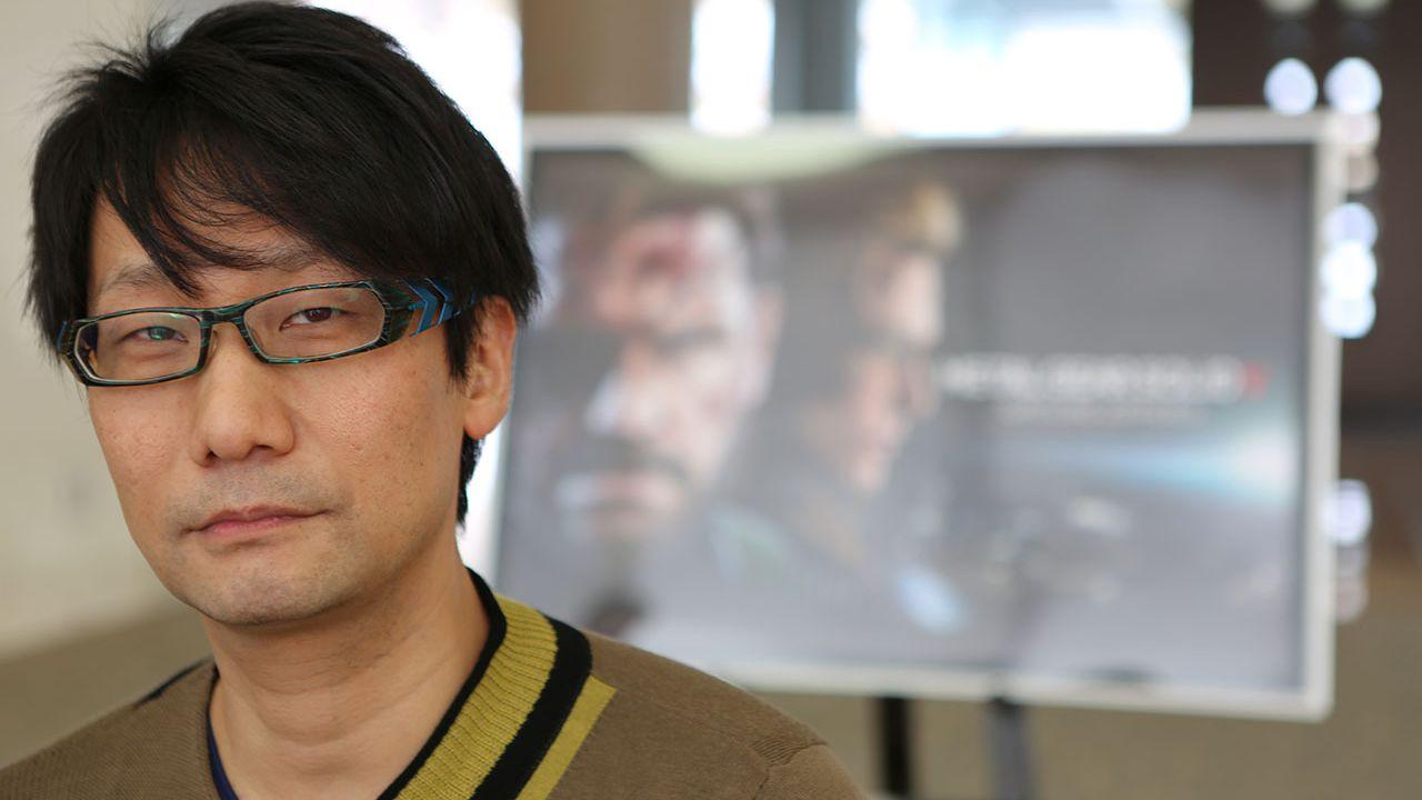 Hideo Kojima entrerà a far parte della Hall of Fame del Gaming